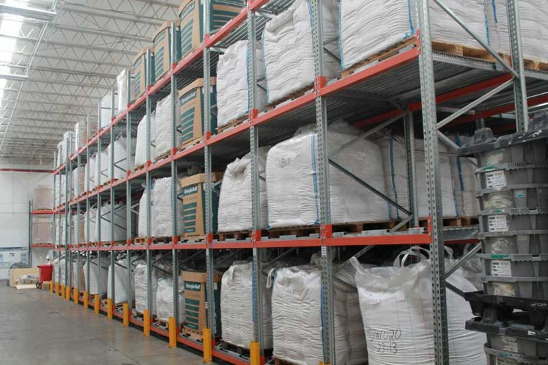 estanteria metalica para carga pesada