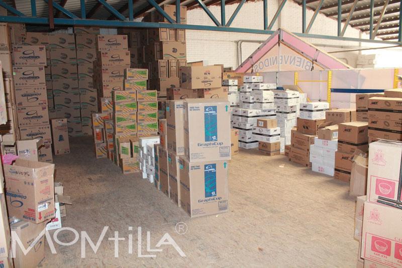 Area de oportunidad de mejora con mezaninosmetalicos Montilla