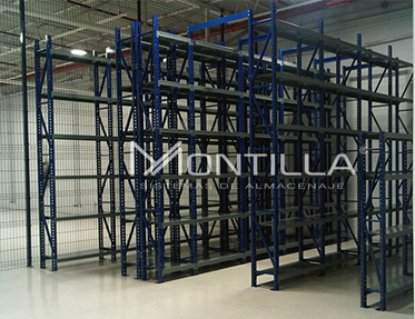 mini racks metalicos
